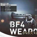 unlock battlefield 4 weapons