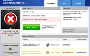 DriverScanner 2014 Serial Key