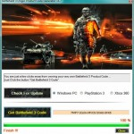 battlefield 3 origin product code