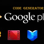Google Play-generaattori