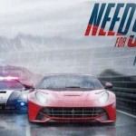 Need for Speed ​​rivaler cd nyckel