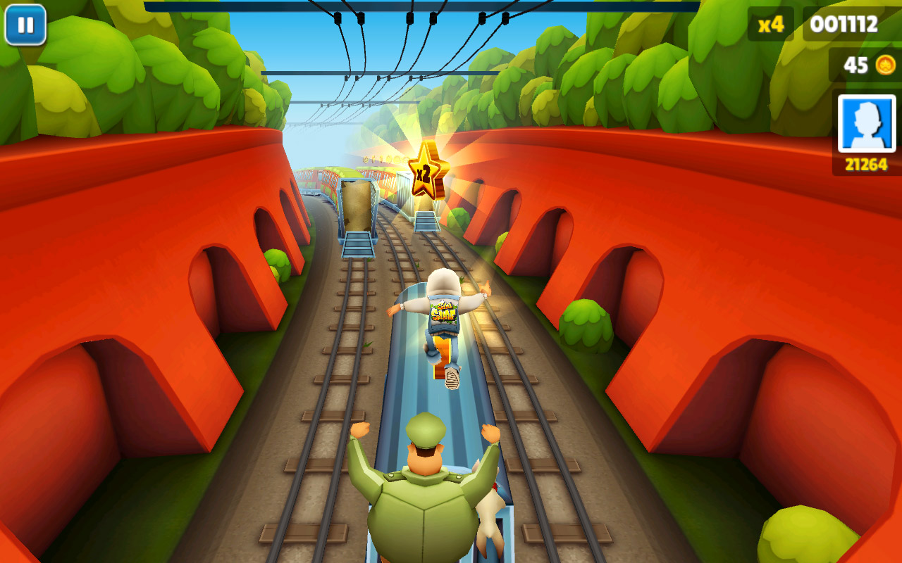 NEW Subway Surfers 2014 PC Game (Free Download)