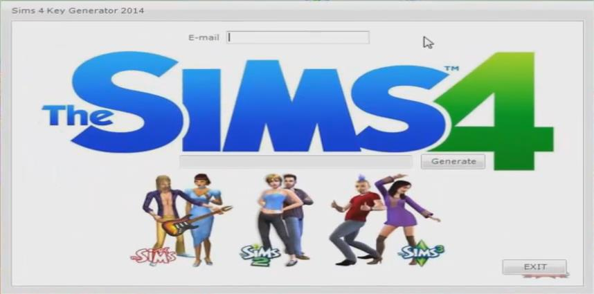 The Sims 4 oorsprong kode