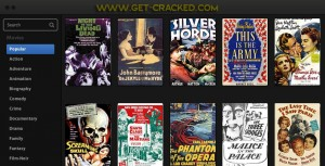 gratis online films software