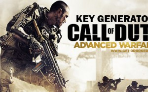 Call of Duty Advanced Warfare Produktcode herunterladen