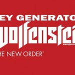 Wolfenstein: The New Order - Key Generator