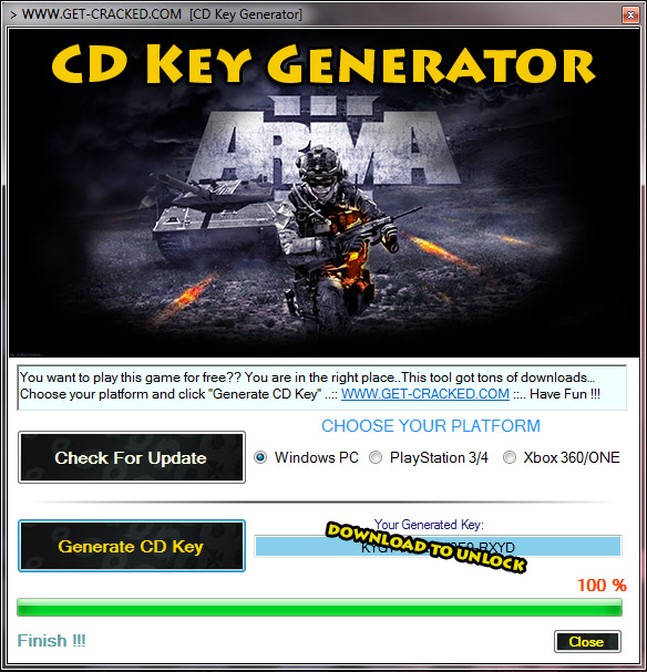 game cd key generator tool