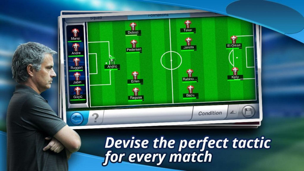 best top eleven football manager tactics