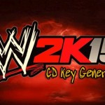 WWE 2k15 free cd key download