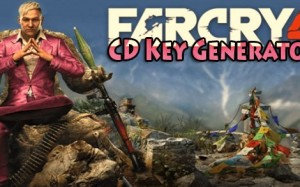 Far Cry 4 keygen cód
