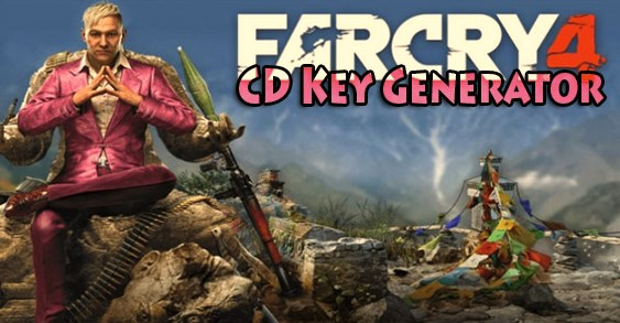 Far Cry 4 zbornik keygen