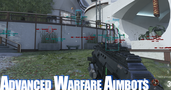 cod advanced warfare cheating