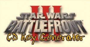 cd key for new game star wars battlefron 3