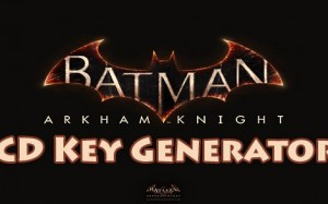 Batman Arkham Knight free cd key keygen