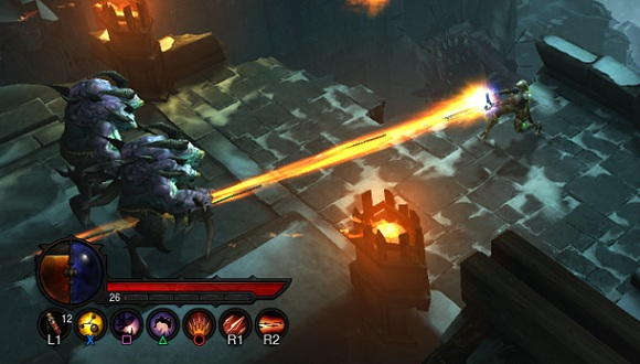 Diablo 3 screenshot gameplay 2014