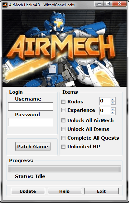 how to hack in AirMech game.. download cheat now for free