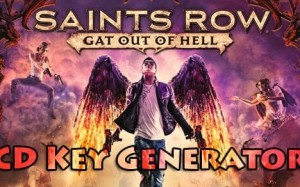Saints Row Gat out of Hell Key Generator 2015