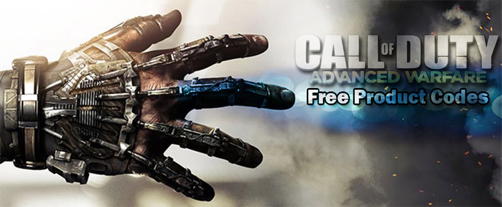 Advanced Warfare Key Giveaway