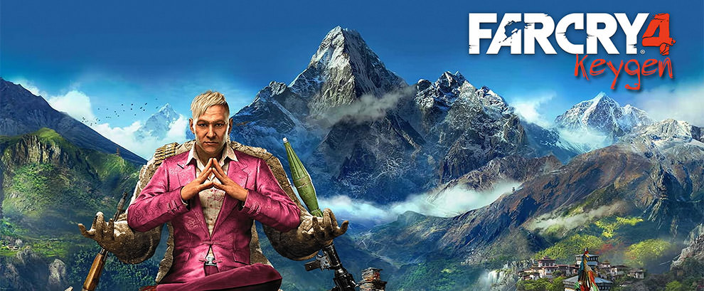 Far Cry 4 CD Key Generator