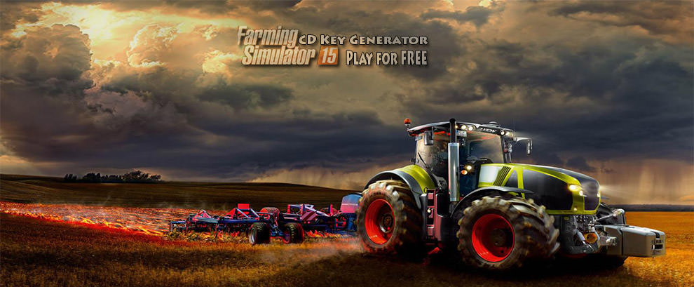 Farming Simulator 17 15 Keygen