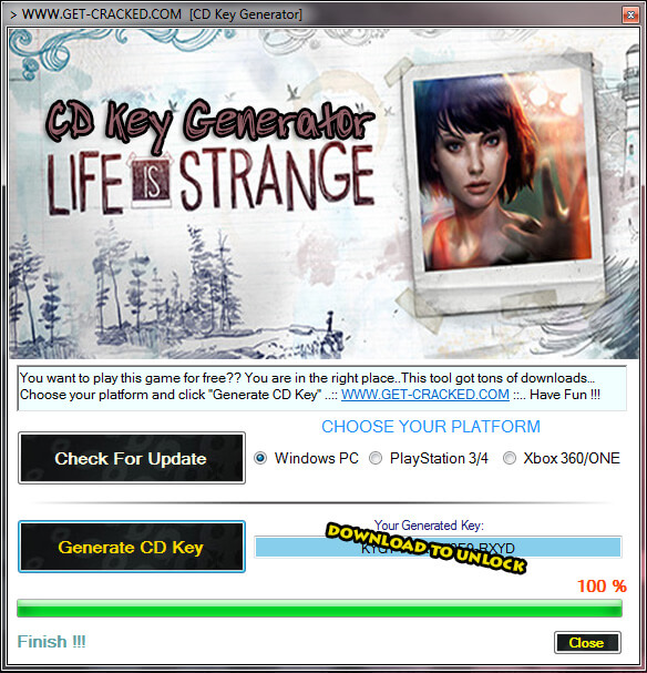 download and install Life is Strange for free