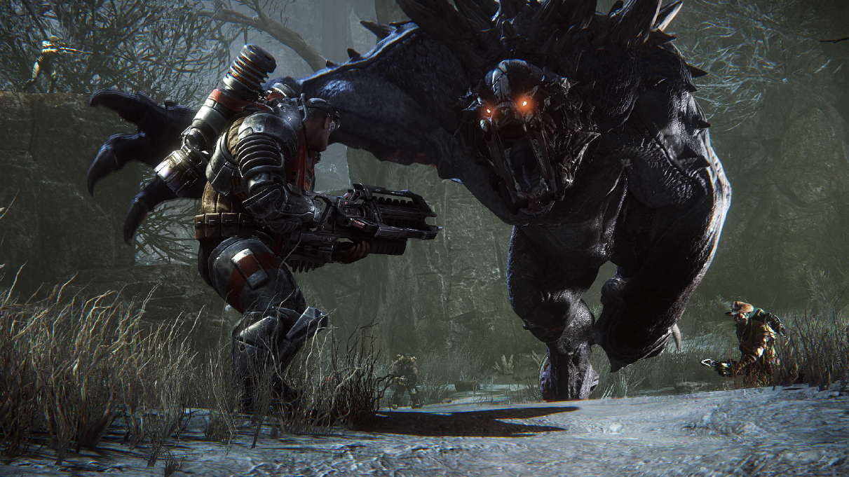 evolve gameplay screenshot by get-cracked