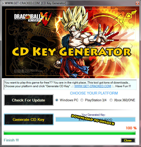 play Dragon Ball: Xenoverse for free... online codes giveaway