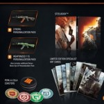 Чорний Ops 3 Collector's Edition Sold Out