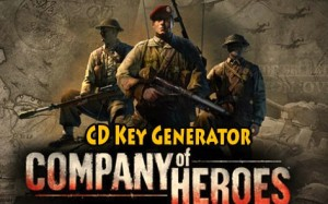 Company of Heroes stoom keygen instrument