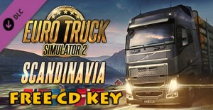 Euro Truck Simulator 2 - Scandinavia free steam code cd key