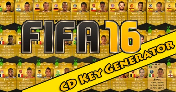 how to download FIFA 16 cd key generator and play online for free