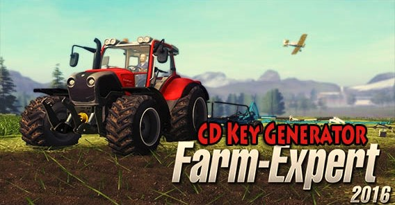 how to get Farm Expert 2016 cd key product code (keygen tool)