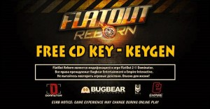 po FlatOut 2 Preporoditi 2015 free cd key (multiplayer key)