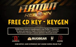 get FlatOut 2 Reborn 2015 free cd key (multiplayer key)