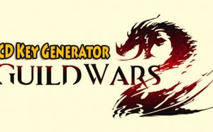 Guild Wars 2 gratis cd key (online code)