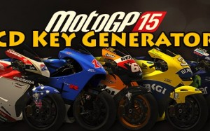 MotoGP 15 gratis cd key