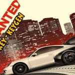 Need for Speed Most Wanted compact disk toonsoort downloaden