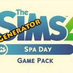 The Sims 4 Spa Day free game pack codes (الهبة)