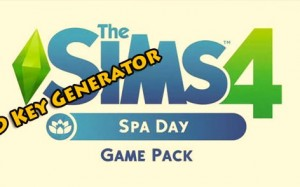 The Sims 4 Spa dag gratis spel pack koder (giveaway)