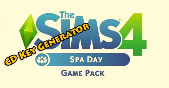 The Sims 4 Codici di Spa Day pack di gioco gratuito (giveaway)