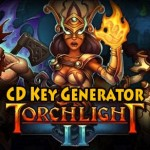 Torchlight II gratis cd nyckel och steam koden