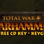 how to get Total War Warhammer free cd key