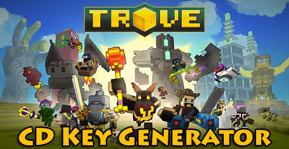 how to get TROVE free cd key (online code)
