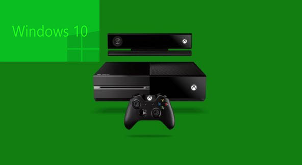 xbox one games and windows 10