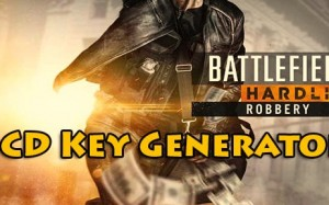 Battlefield Hardline Robbery activation key code