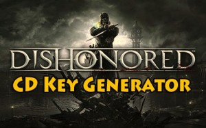 Dishonored Definitive Edition free activation key code