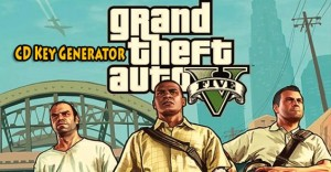 Grand Theft Auto 5 Codul cheie Giveaway