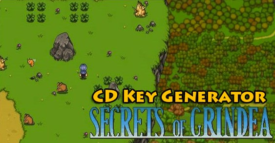 Secrets of Grindea Steam CD Key Generator