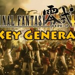 Finale Fantasy Type-0 HD free steam key activation code