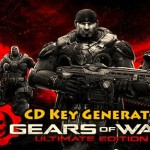 Gears of War: Ultimate Edition free activation key code